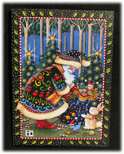 Mary Engelbreit Woodland Critters Christmas Filled With Treasures Great Card