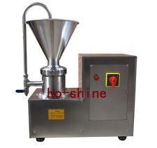 220V 750W Colloid Mill Machine Soybean Milk Peanut Butter Colloid Mill Grinder