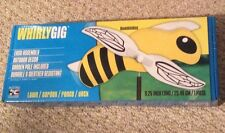 New listing Flying Colors BumbleBee Whirlygig Outdoor Decor