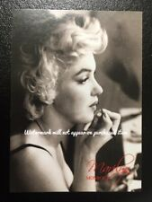 Shaw Family Archive Trading Card 2007 Marilyn Monroe - No 67 make up