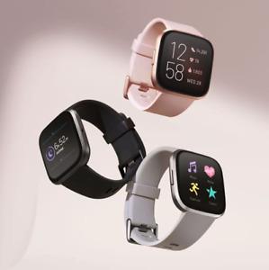 Fitbit Versa 2 Activity Fitness Tracker Smart Watch- AU Stock