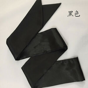 Kung Fu Tai Chi Sash Wushu Belt Girdle Waistband Lacing Two layer