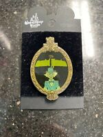 WDW DISNEY WORLD THE HAUNTED MANSION MIRROR COLLECTIBLE PIN AUTHENTIC RARE