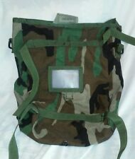 US ARMY MOLLE II RADIO POUCH WOODLAND CAMO LARGE