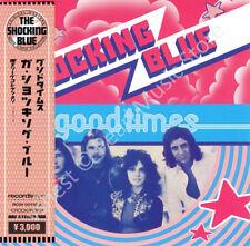 SHOCKING BLUE GOOD TIMES CD MINI LP OBI + bonus tracks Mariska Veres album new