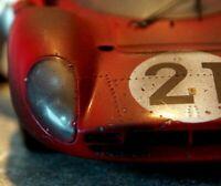 Race Car Racing Model 12 Hot Rod 18 Sports Racer Vintage 24 Carousel Red gP f1