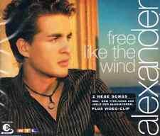 Alexander Klaws - Free Like The Wind maxi CD NEU