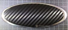 2x carbon diapositiva skin emblema ciruela ford s Max B Max C Max II Kuga S-Max C-Max