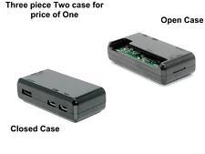 SB High Quality Raspberry Pi Zero enclosure Case - Black  **ACCESS to all Ports