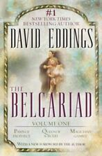 The Belgariad Pawn of Prophecy Queen of Sorcery Magician's Gambit David Eddings