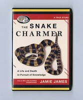 The Snake Charmer - by Jamie James - MP3CD - Audiobook