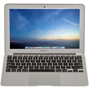 """Apple MacBook Air A1465 11.6"""" 1.4GHz Core i5 4GB RAM 128GB MD711LL/B April 2014"""