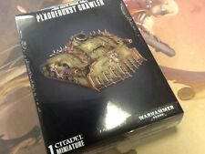 40K Warhammer Death Guard Plagueburst Crawler NIB Sealed