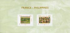 France 2017 MNH Jacques Villon Macario Vitalis JIS Philippines 2v M/S Art Stamps