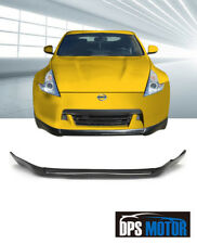 ING Urethane Front Bumper Lip Chin Spoiler Body kits For 09-12 Nissan 370Z Z34