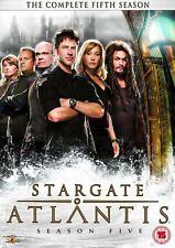 Stargate Atlantis - Season 5 - Complete (DVD)