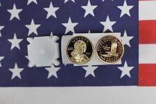 2001-S Proof Sacagawea Dollar Roll - 20 Coins - Gem Deep Cameo