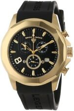 Swiss Legend Men's Monte Carlo Gold & Bllack Chronograph Watch