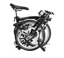 Brompton M6L Black 2020 Folding BikeBrand New in Box
