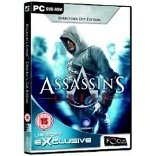 ASSASSIN'S CREED direttori CUT EDITION GIOCO PC-NUOVO di zecca!