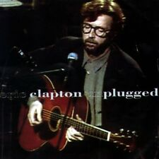 CD - ERIC CLAPTON UNPLUGGED ( TWEEDE-HANDS / USED / OCCASION)