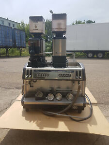 Espressomaschine FAEMA Stylema, 2-gruppige