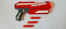 NERF N-Strike Elite Mega Magnus - incl. 3 Soft- Darts - NERF A4887  rot