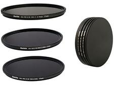 Haida Slim PRO II MC ND Extrem Filterset - 64x, 1000x, 4000x -  77mm
