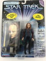 Star Trek Voyager Playmates Seska As A Cardassian Action Figure NEW
