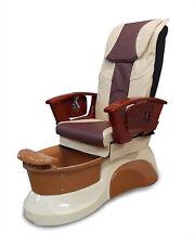 Valenti Pedicure Spa Chair For Nail Salon - Pipeless Magnet Jet (Demo Unit)