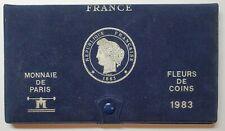 - Coffret FDC - France - 1983 -