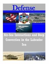 Defense: Air-Sea Interactions and Deep Convection in the Labrador Sea by...