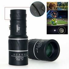 Day&Night Vision 16x52 HD Optical Monocular Hunting Camping Hiking Telescope