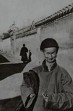Henri Cartier-Bresson Original Magnum Photo Heliogravure XXL Peking, China, 1949
