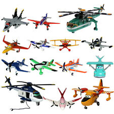 Cars Pixar Planes Dusty Skipper Bravo Windlifter Airplanes Metal 1:55 Toys Loose