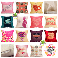 💐MOTHER'S DAY CUSHION COVERS Mum Present Gift Mummy Happy Mothers Day🎁