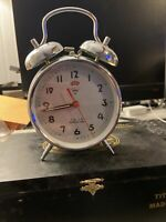 Retro SHANGHAI CHINA Working Alarm Clock Preowned