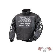 5251-172 Arctic Cat Genuine Jacket Team Arctic Black Medium- SALE