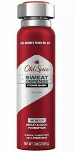 NEW Old Spice Swagger Invisible Dry Spray 3.8 Oz 48hr Antiperspirant Deodorant