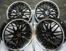 "Alloy Wheels 18"" 190 For 5x108 Ford Grand + C Max Edge Focus Galaxy BPL"