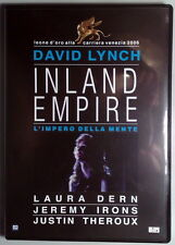 INLAND EMPIRE - Lynch DVD Dern Irons Theroux OOP