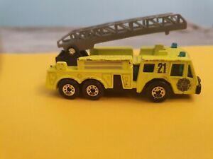 "MATCHBOX MB69 FIRE ENGINE 1:92 1999 ©1982 No box   ""FREE SHIPPING"""