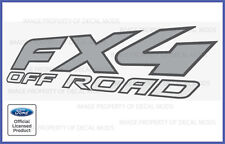 2001 Ford F150 FX4 Off Road Decals Truck Stickers FG offroad 4x4 bed gray grey