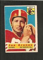 1956 Topps # 38 Joe Arenas EX
