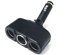 3 Way Socket Splitter Car Cigarette Lighter Charger Adapter 12V New