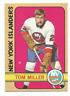 1972-73 O-Pee-Chee #32 Tom Miller RC Rookie New York Islanders *