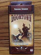 Doomtown Reloaded ECG: Saddlebag Expansion #1 - New Town, New Rules
