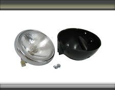[VA] HONDA CB125 CB175 MT125 MT250 XL250 HEAD LIGHT + CASE (C)
