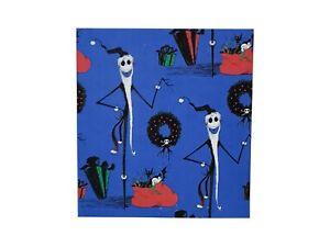 Hallmark Jack Skeleton Nightmare Before Christmas Xmas Wrapping Paper Holiday