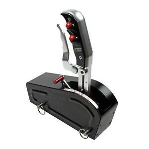 B&M 81104 Magnum Grip Pro Stick Gated Shifter, Dual Button